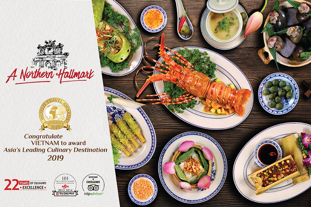 Promotion A NORTHERN HALLMARK | THE FLAVOR OF AUTUMN IN HANOI